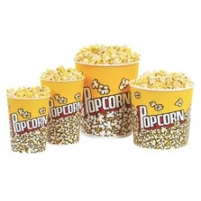 Popcorn Bucket 32 oz x 100pcs