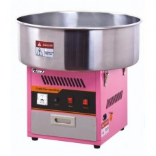SUMTASA Candyfloss machine with metal bowl ET-MF01