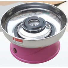 SUMTASA Candyfloss machine MINI with metal bowl ET-MF08