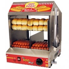 Hot dog steamer Paragon USA