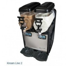 SUMTASA Kreamline Slush Machine 2x6 ltr