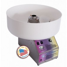 Spin-Magic Cotton candy machine (metal bowl),