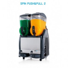GBG Spin Fast Freeze Slush Machine 2x12 ltr