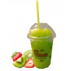 Strawberry and Kiwi....GREEN